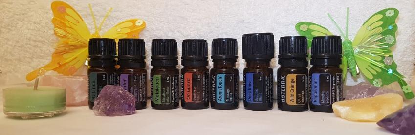 AromaTouch-Öle