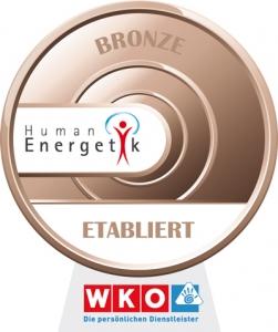 Energetikerin Wien WKO Bronze